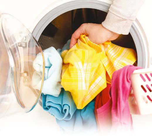 Советы домохозяйки: как смягчить бельё без химии